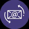Gestión vía envió y recepción de E_Mails
