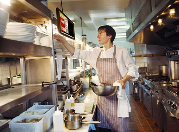 Módulo Monitor de Cocina